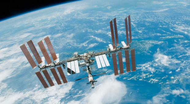 The satellite will be launched from the International Space Station
