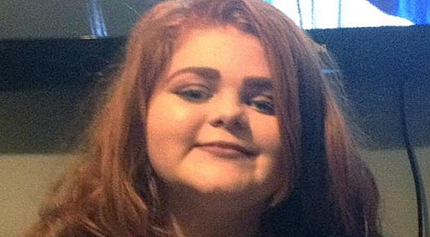 Caitlin White (15) , who died in Portadown of a suspected drug overdose