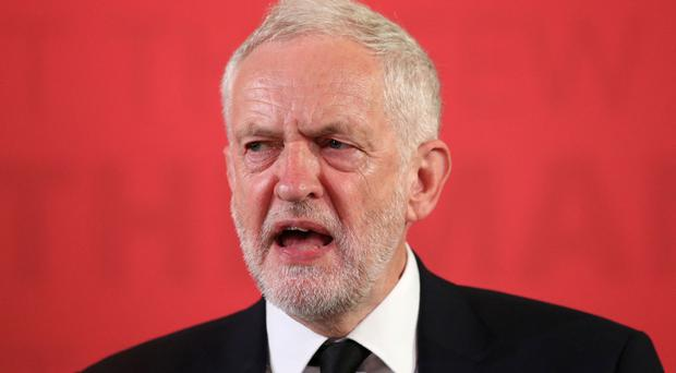 UK Labour leader Corbyn links terror to foreign wars