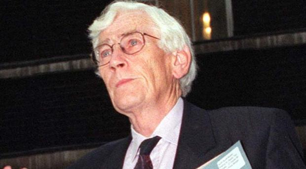 SDLP veteran Seamus Mallon retired in 2005 to look after his wife
