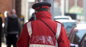 'Between 2015 to 2016 it was reported that more than 100 threats were recorded against traffic wardens' (stock photo)