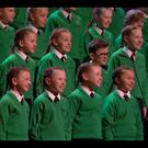 St Patrick's Junior Choir performing on BGT last night