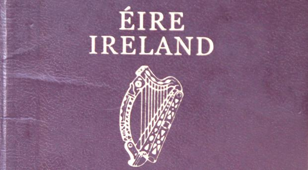 Irish passport applications are on the increase
