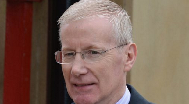 DUP MP Gregory Campbell