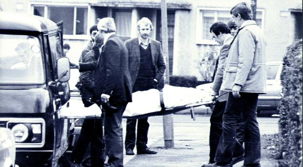 The murder of the Rev Robert Bradford in 1981