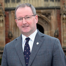 Queen's vice-chancellor Patrick Johnston