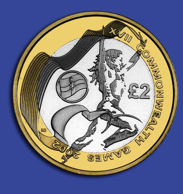 Valuable design: the £2 coin