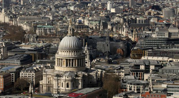 Central London is at an all-time low in the rankings