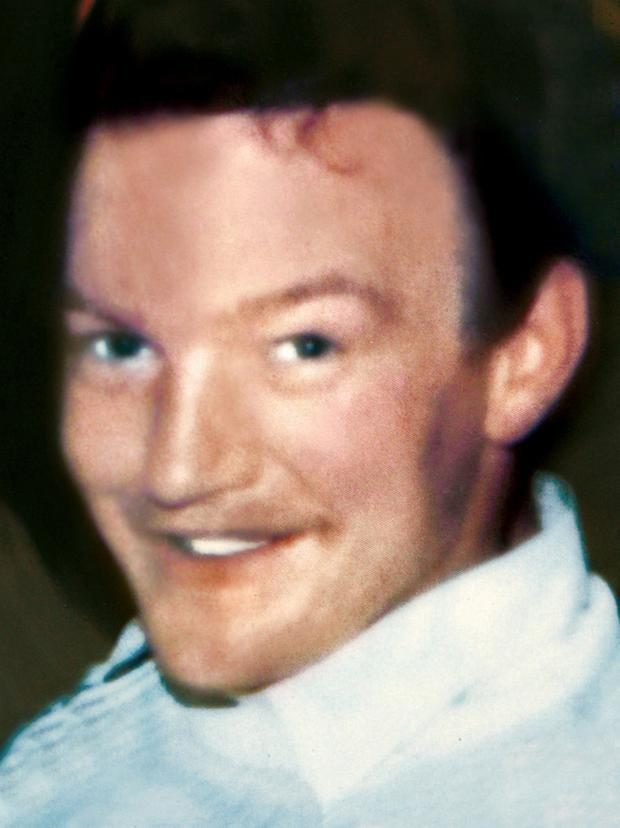 Kevin Conway, who was found handcuffed and had been shot once in the back of the head