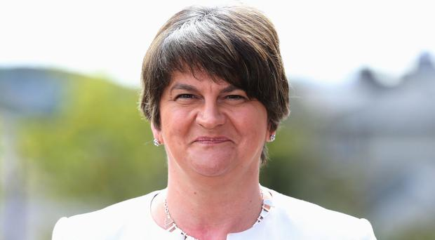 Arlene Foster said every vote in every seat would matter