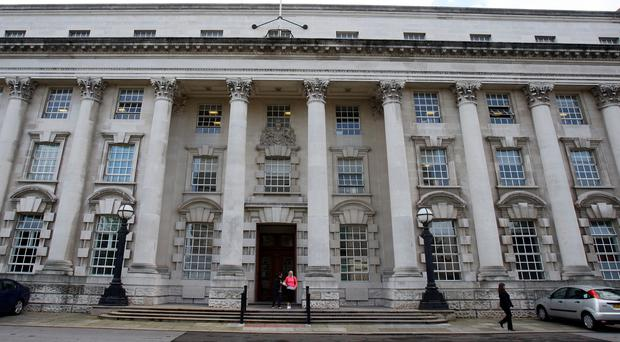 A judge described the alleged offences as