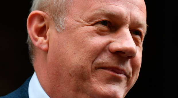 Damian Green promoted