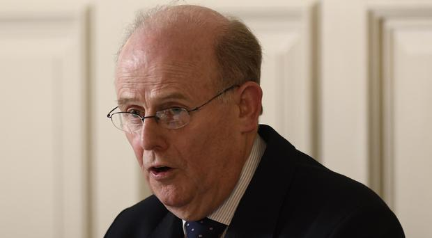 Sir Anthony Hart said if a new power sharing Executive is not formed, then it will be for the British Government to carry out all the functions of government in Northern Ireland