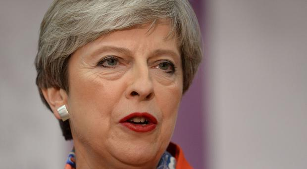 The letter urges Theresa May not to 'turn the clock back'