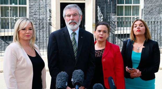 Talks to strike deal with DUP 'ongoing', says Downing Street