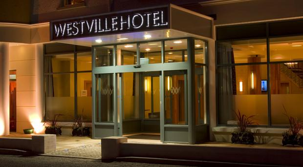 The Westville Hotel was targeted in an alleged crime wave