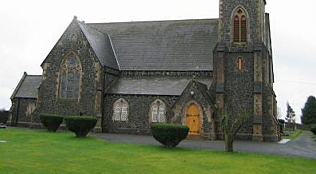 St Maeldoid's Church of Ireland in Castleblayney