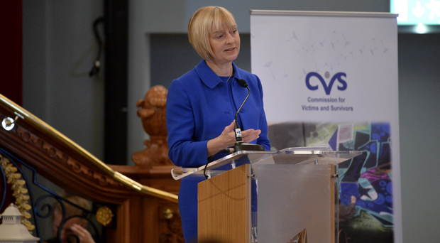 Victims Commissioner Judith Thompson says victims' representatives will challenge NI parties