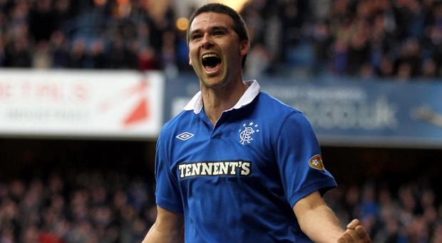 Linfield counterpart David Healy
