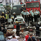 Liam Campbell was one of four men found liable in a civil court case for the 1998 Omagh bombing which killed 29 people