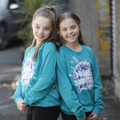 Belfast dancers Holly Sullivan and Meghan Sewell