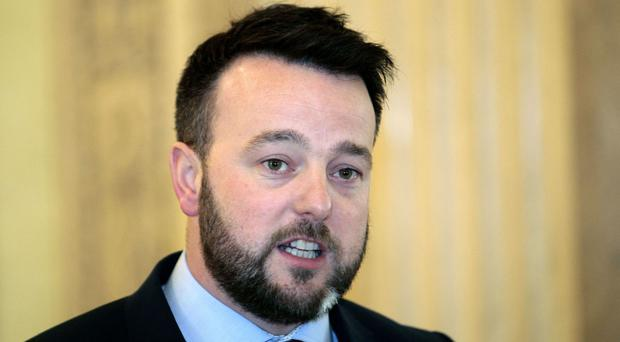 Colum Eastwood claimed it is not a matter of if the Executive is restored, but when