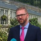 Simon Hamilton said any arrangement to support a minority Tory government at Westminster had to be