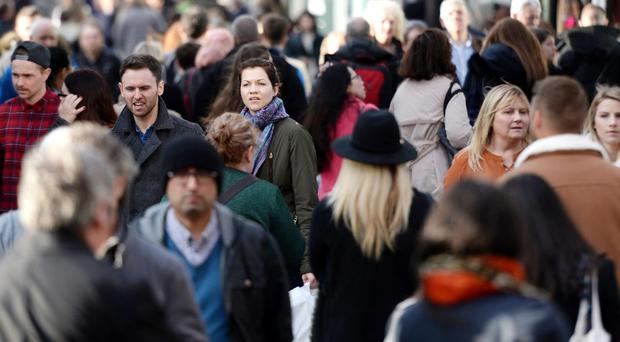 United Kingdom population increases at fastest rate since WW2