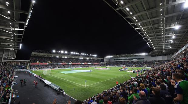 The potential game at Windsor Park is still expected to be a hot ticket