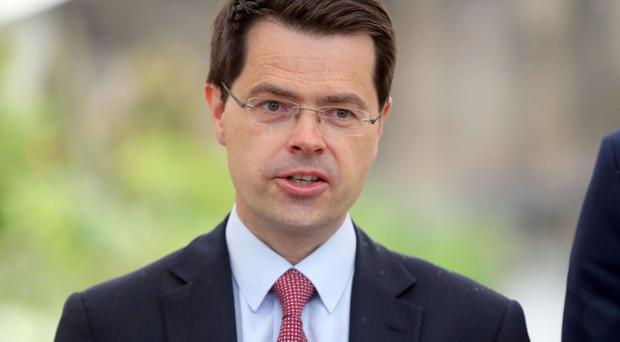 Northern Ireland Secretary James Brokenshire updated the House of Commons