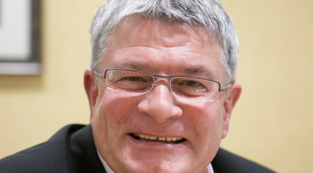 Retired Electoral Commission head Seamus Magee