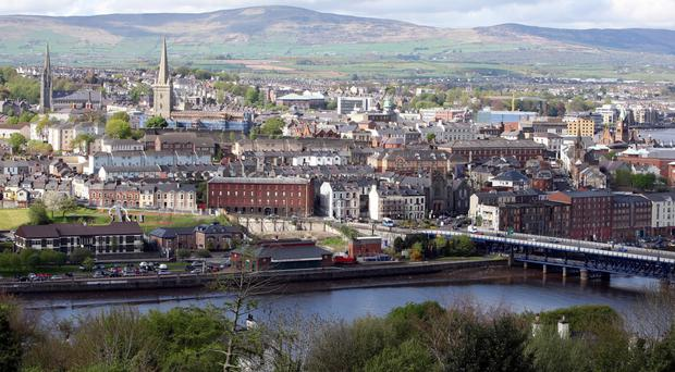 Derry was UK City of Culture in 2013