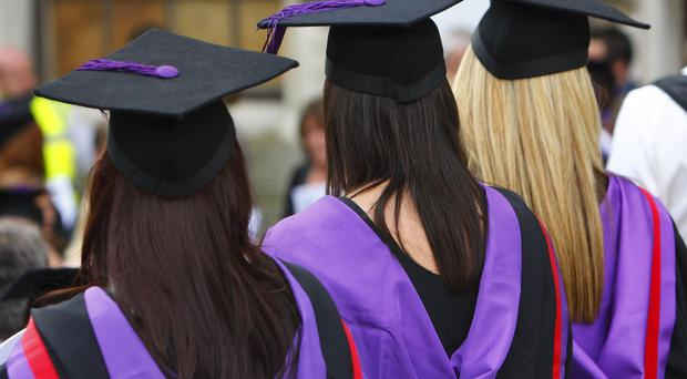 More than 94% of UK undergraduates went on to the workplace or further study, according to data