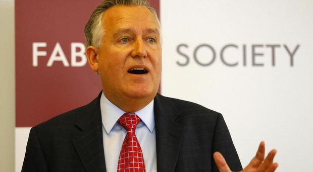 Labour former Cabinet minister Peter Hain