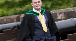 Shaun Haw graduated in Accounting and Advertising
