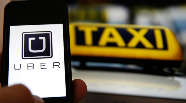 'Uber's 'surge' policy means some passengers have said they have been charged as much as eight times a normal taxi fare'