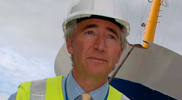 Harbour executive: Peter Conway