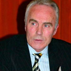 Pat Darcy, who was Tyrone GAA chairman from 2004-2009