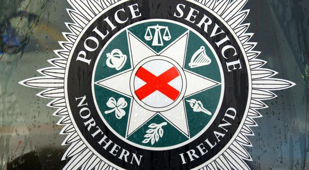 The hit-and-run incident involved a quad bike in Omagh last week