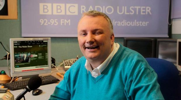 Radio Ulster host Stephen Nolan on £400k