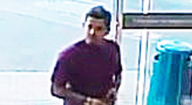 Appeal: stills of Dean in a shop are released
