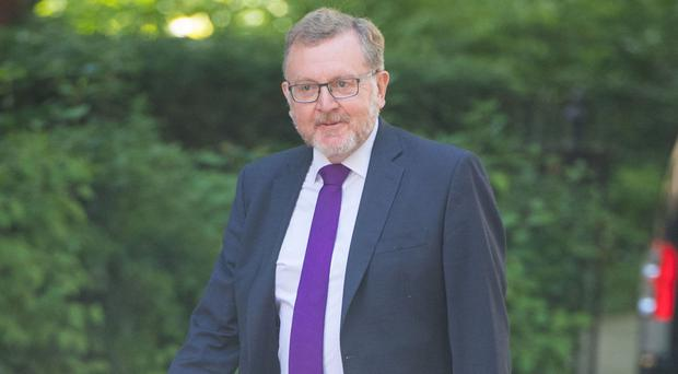 David Mundell was challenged to explain the deal by SNP MP Pete Wishart