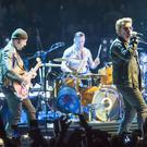 U2 will perform at Croke Park on Saturday.