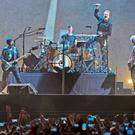 U2 perform during The Joshua Tree Tour 2017 at Raymond James Stadium in Tampa, Florida last month