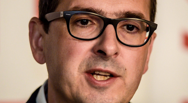 Angry: Owen Smith