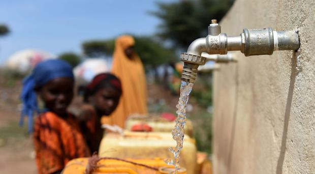 Nearly a quarter of the global population drink water that is not safe
