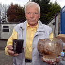 Antonio Abbate snr, founder of Belfast Crystal Company