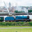 No. 85 Merlin will take day-trippers to Portrush on the next five Sundays
