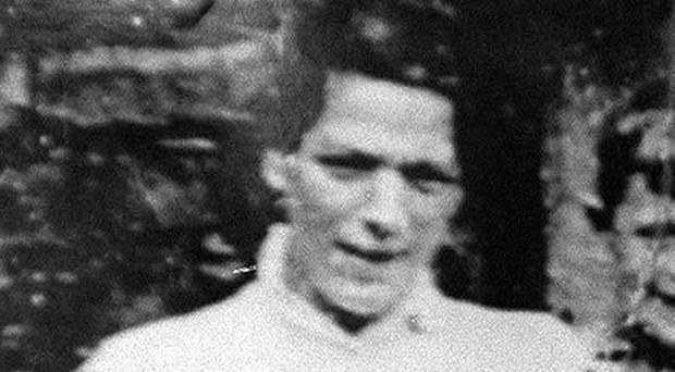 Billy McConville was the son of IRA