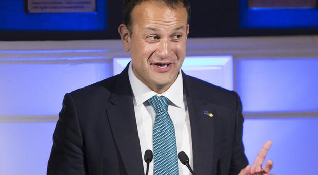 The DUP accused Taoiseach Leo Varadkar of politicking for domestic purposes when he said Ireland would not help Britain design an economic border for Brexiteers